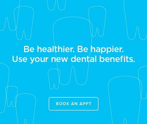 Be Heathier, Be Happier. Use your new dental benefits. - Copperfield Modern Dentistry and Orthodontics